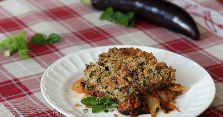 Melizane lasagne