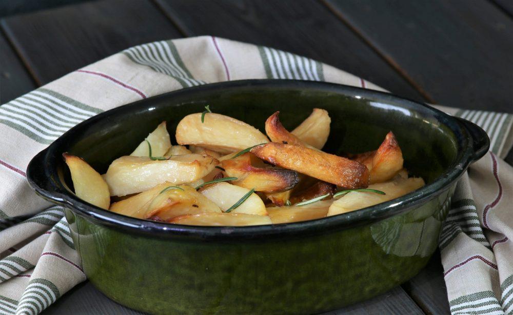 Aardappels uit de oven