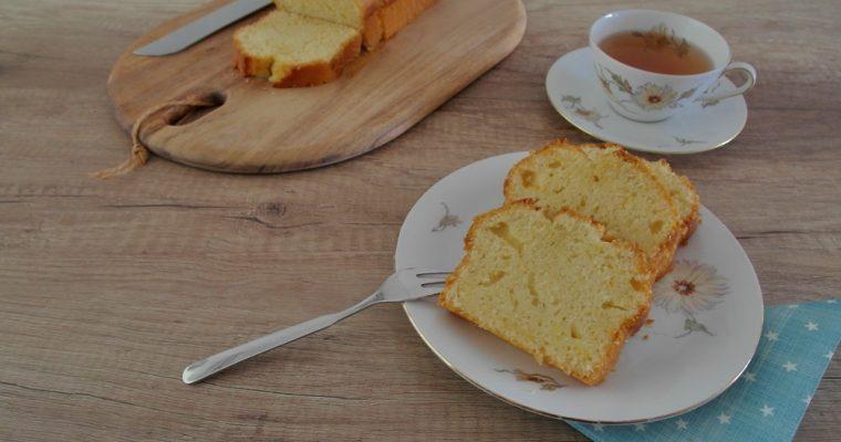 Yaourtopita (yoghurt-sinaasappel cake)