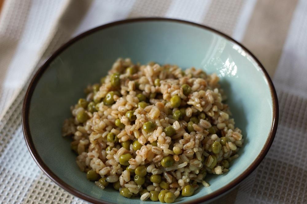 Parelgort, een alternatief voor risotto