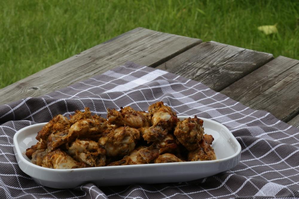 Kip in jerk marinade: op de BBQ of in de oven