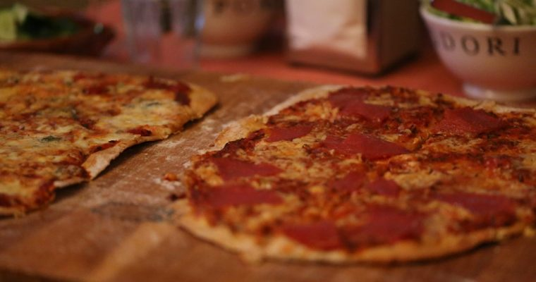Pizza(deeg)