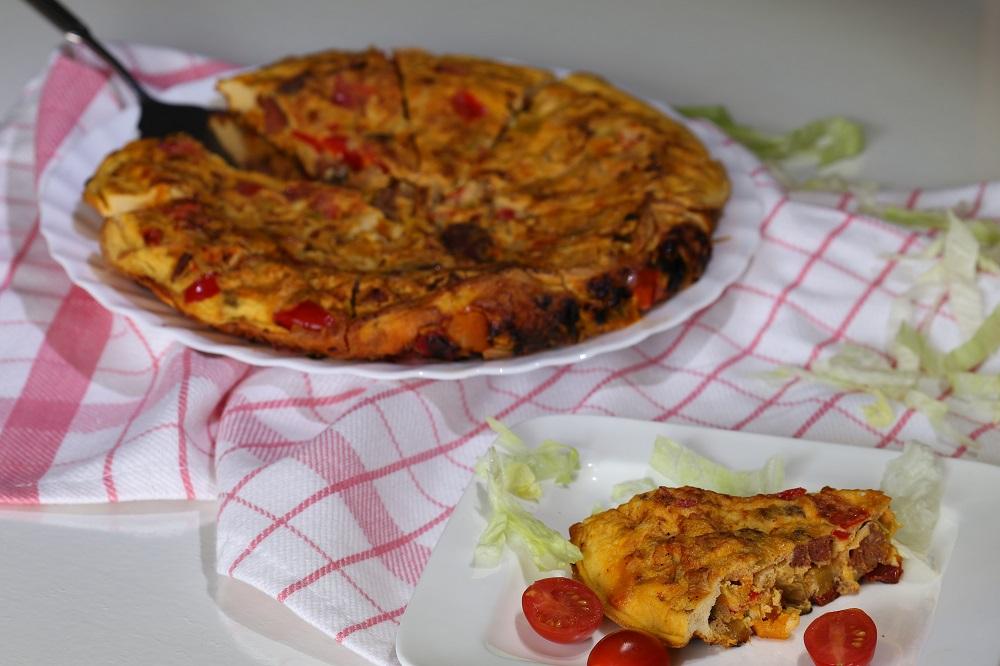 Tortilla, koolhydraatarm