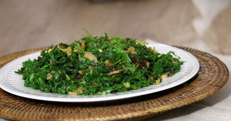 Boerenkool wok