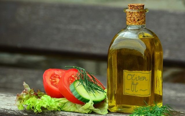 Olie, boter en vetten in de Mediterrane Keuken