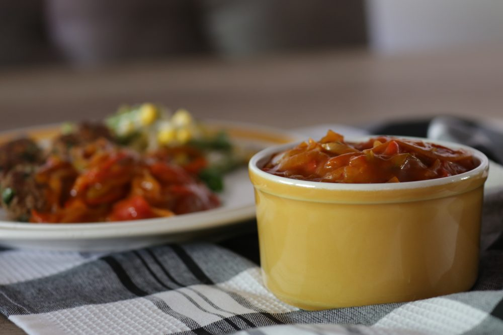 Zigeunersaus, een hartverwarmende saus