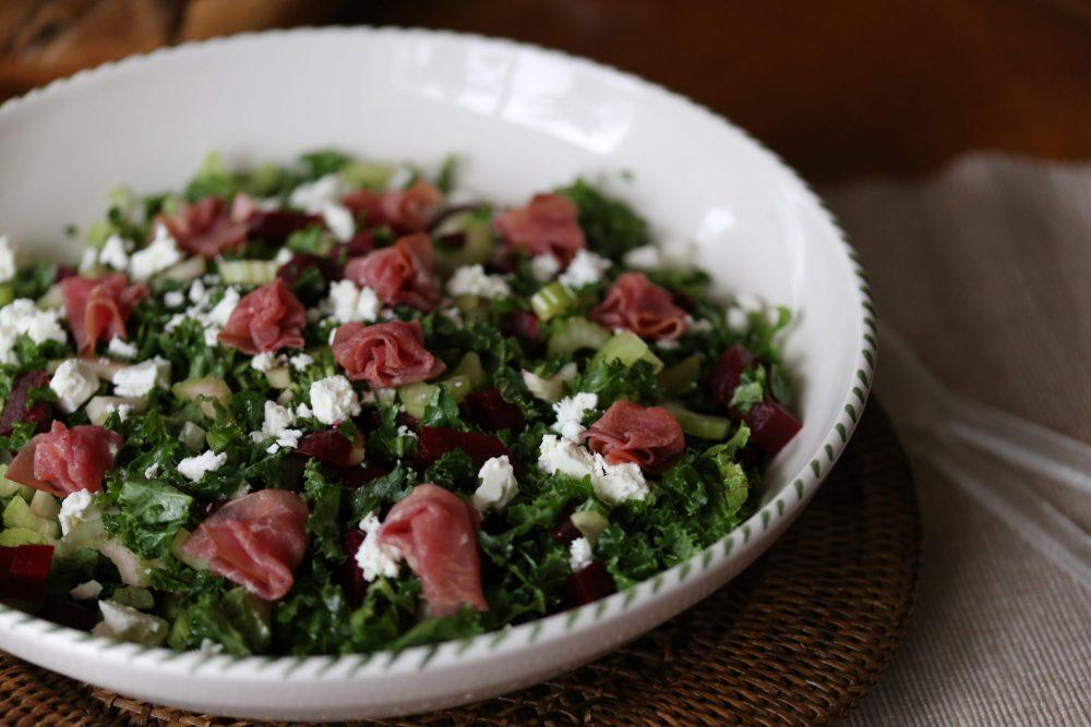 BBB salade, lekker licht en slank