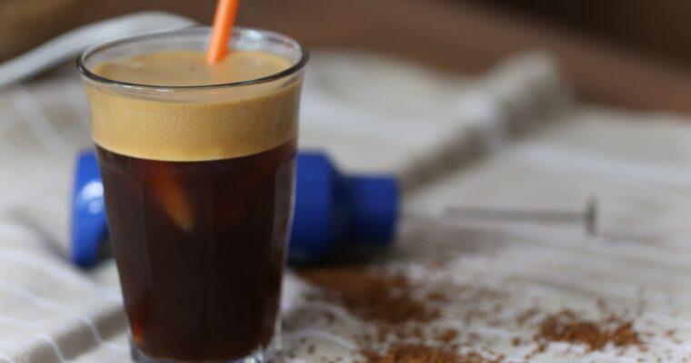 Frappe, ijs(koude) koffie of koffie met ijs?