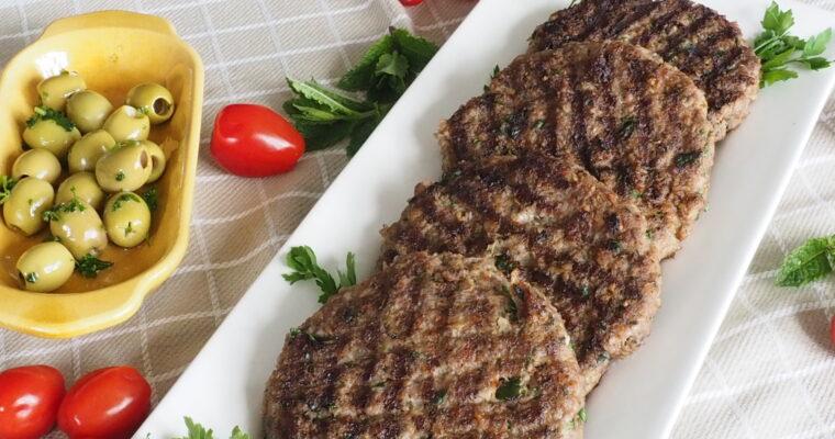 Biftekia, de Griekse hamburgers